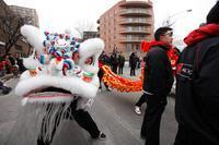 2011 JAMES LEON FLUSHING LUNAR NEW YEAR PARADE